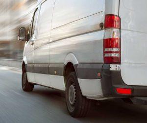 self drive removals van