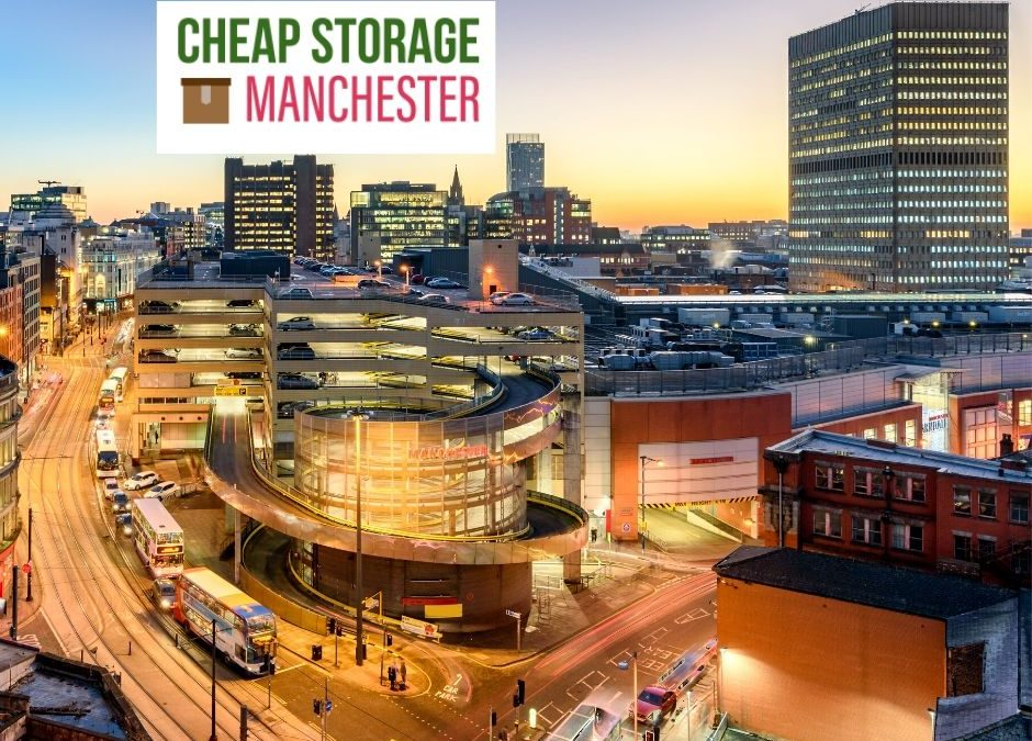 4 Benefits of Self Storage For Students in Manchester