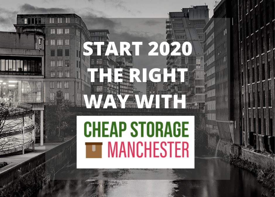 The Year Of Cheap Storage Manchester – 2020
